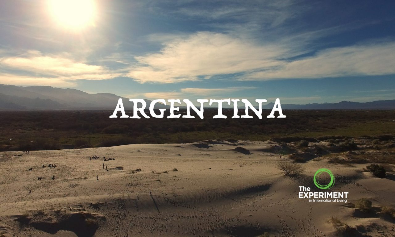Argentina: The Experiment in International Living